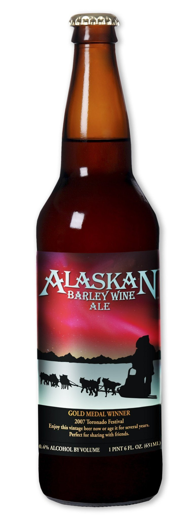 Alaskan barley wine buy craft beer online from for Best wine delivery service
