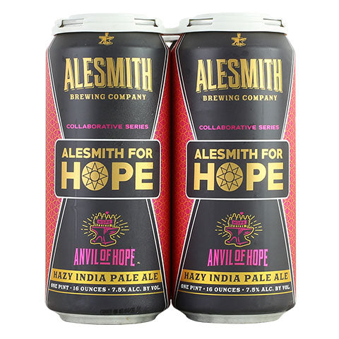 AleSmith / Anvil of Hope Alesmith for Hope Hazy IPA