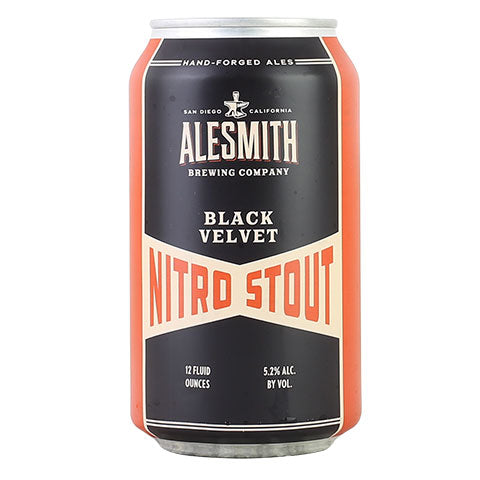 AleSmith Black Velvet Nitro Stout