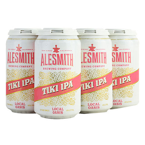 AleSmith Local Oasis Hazy Tiki IPA