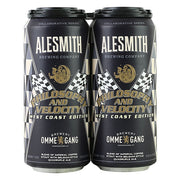 AleSmith Philosophy And Velocity (West Coast Edition)