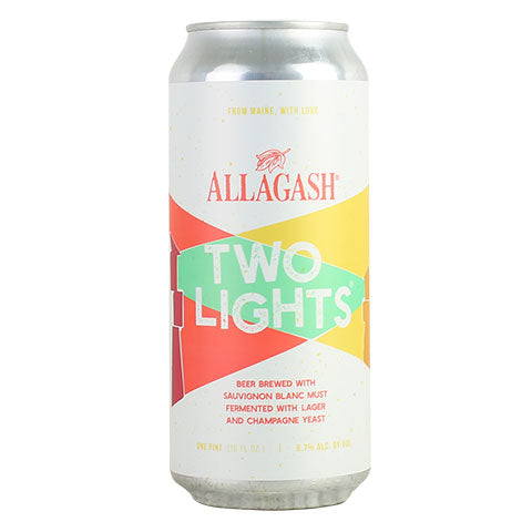 Allagash Two Lights