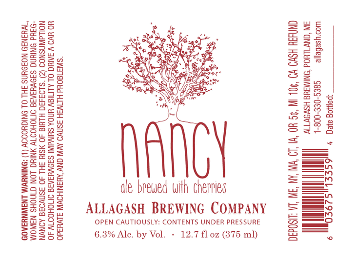 Allagash Nancy