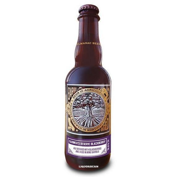 Almanac Farmer's Reserve Blackberry