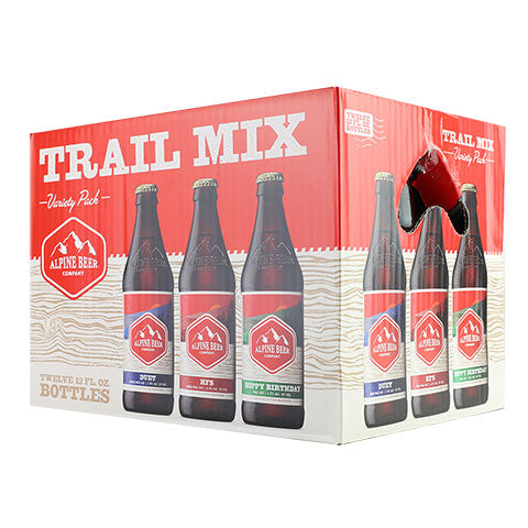 Alpine Trail Mix Variety Pack