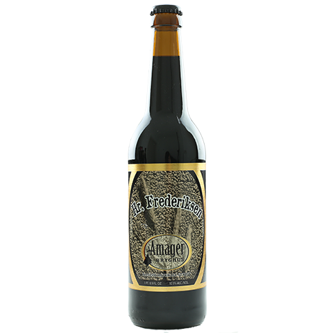 Amager Hr. Frederiksen Imperial Stout