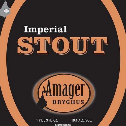 Amager Imperial Stout