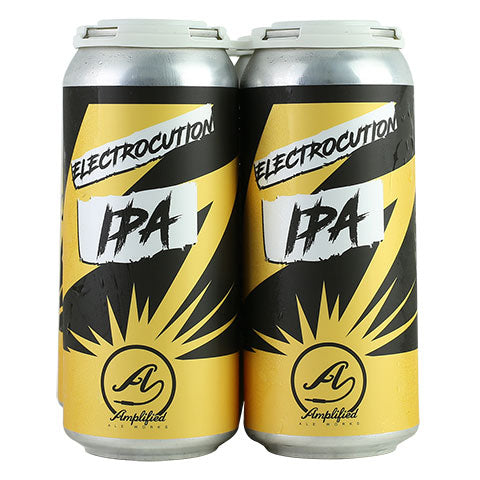 Amplified Ale Works Electrocution IPA