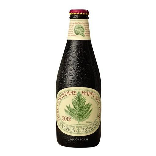 anchor christmas ale 2016 - Anchor Brewing Christmas Ale