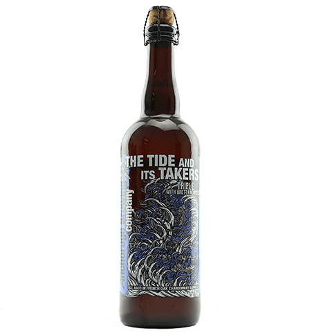Anchorage The Tide & Its Takers Tripel
