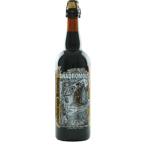 Anchorage Anadromous Black Sour Ale