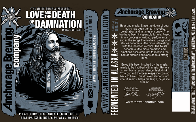 Anchorage Love and the Death of Damnation IPA