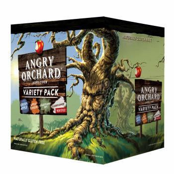 Angry Orchard Hard Cider Variety Pack