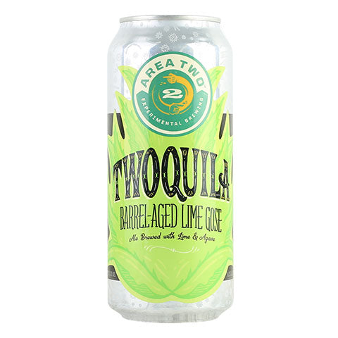 Area Two Twoquila Barrel-Aged Lime Gose