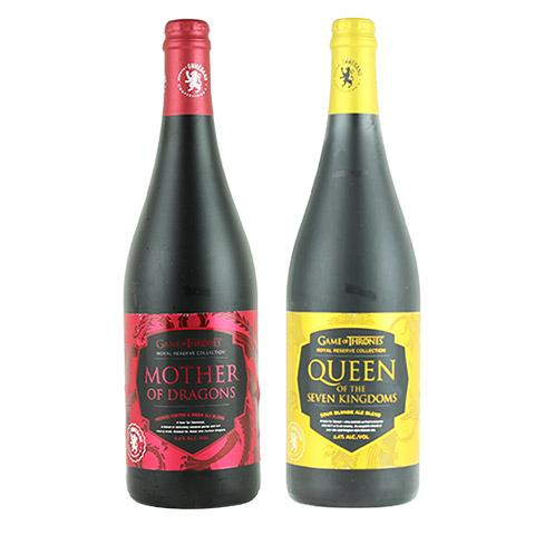 Ommegang Game of Thrones - Mother Of Dragons / Queen of the Seven Kingdoms 2PK