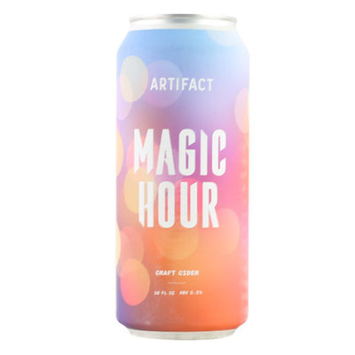 Artifact Magic Hour Cider