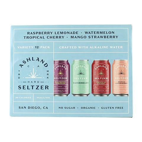 Ashland Hard Seltzer Tropical Variety 12-Pack