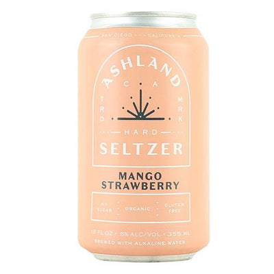 Ashland Mango Strawberry Seltzer