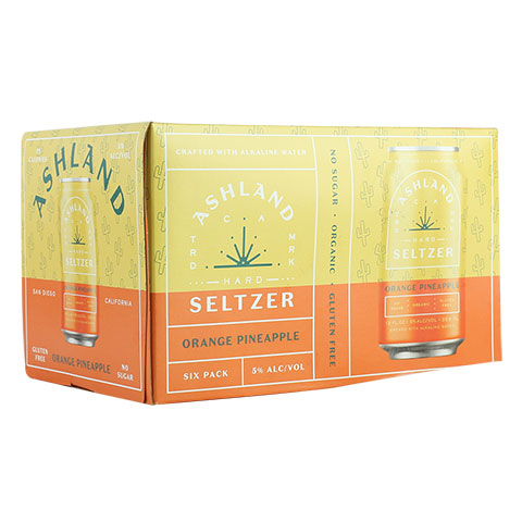 Ashland Orange Pineapple Seltzer
