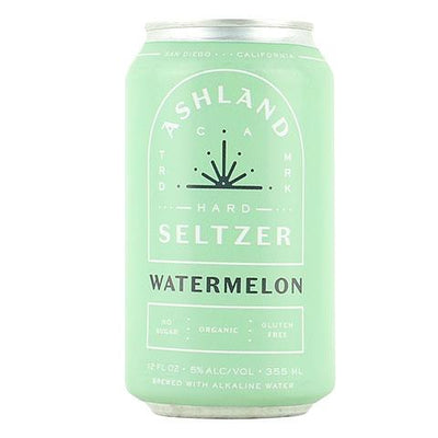 Ashland Watermelon Seltzer