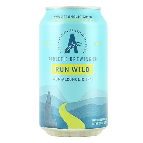Athletic Run Wild IPA (Non-Alcoholic)