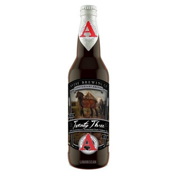 Avery Twenty Three Anniversary Ale