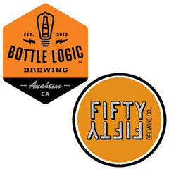 Bottle Logic Darkstar November and FiftyFifty Eclipse 2018 Bundle