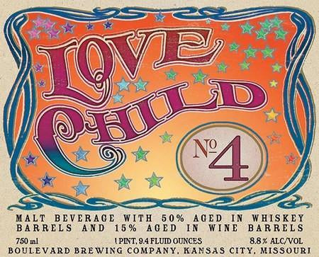 Boulevard Love Child #4 / Chocolate Ale 2-Pack