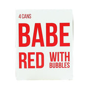 babe-red-with-bubbles