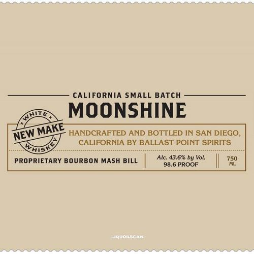 Ballast Point California Small Batch Moonshine