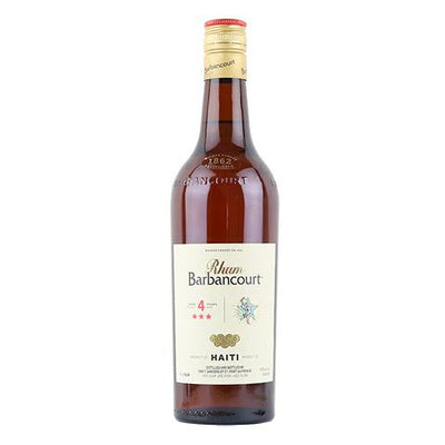 barbancourt-3-star-4-years-rhum