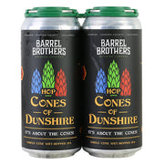 Barrel Brothers Cones of Dunshire IPA