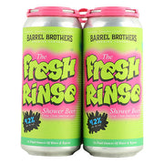 Barrel Brothers The Fresh Rinse Lager