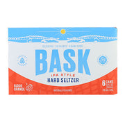 Bask Blood Orange Hard Seltzer
