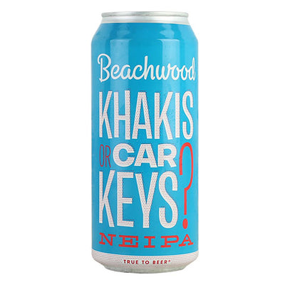 Beachwood Khakis Or Car Keys? IPA