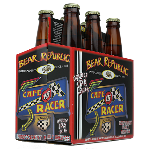 Bear Republic Cafe Racer 15 Double IPA