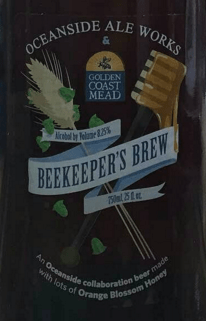 oceanside-ale-works-golden-coast-beekeepers-brew