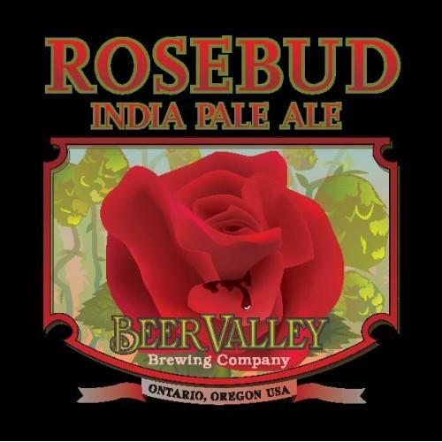 Beer Valley Rosebud IPA