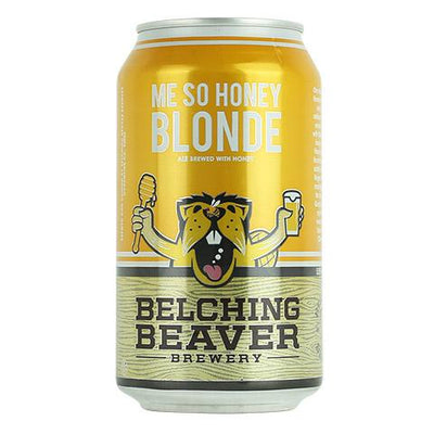Belching Beaver Me So Honey Ale