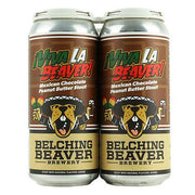 Belching Beaver Viva La Beaver Mexican Chocolate Peanut Butter Stout