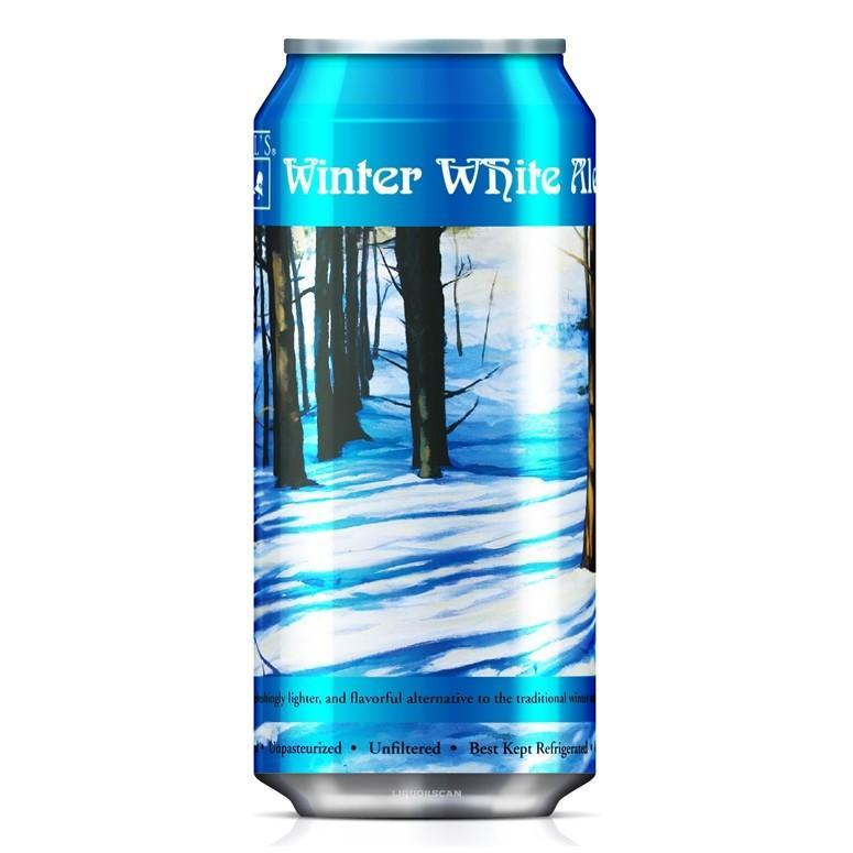 Bell/'s Brewing Winter White Ale Poster New Old Stock