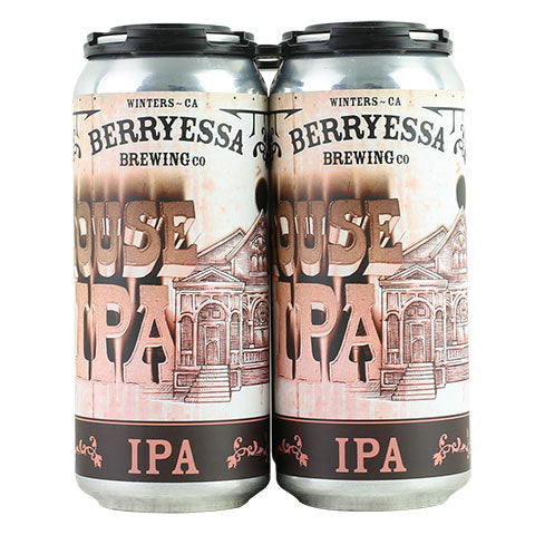 Berryessa The House IPA