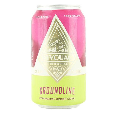 Bivouac Groundline Cider (Strawberry Ginger)