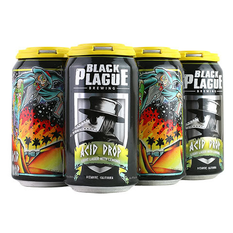 Black Plague Acid Drop Light Lager