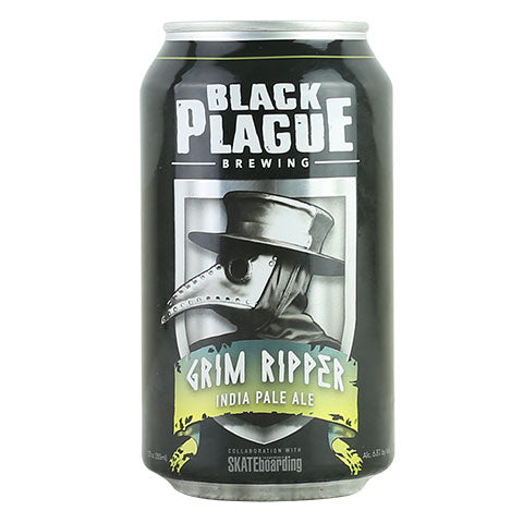 Black Plague Grim Ripper IPA