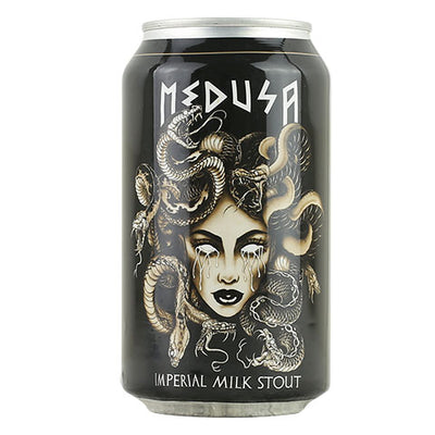 Black Plague Medusa Imperial Milk Stout