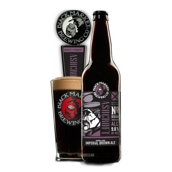 Black Market Ashcroft Barrel Aged Imperial Brown Ale