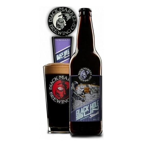 Black market black hole sun imperial stout buy craft for Best place to buy craft beer online