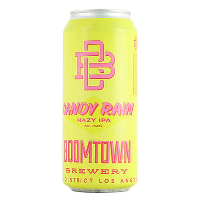 Boomtown Candy Rain Hazy IPA