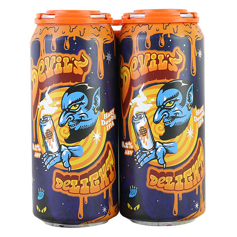 Boomtown Devil's Delight Hazy Double IPA